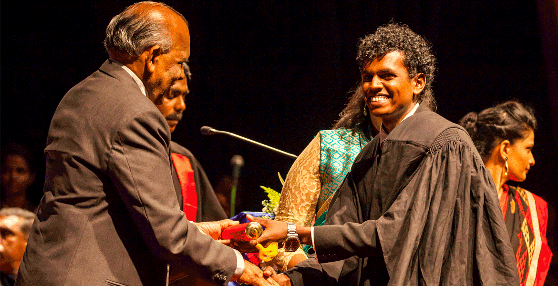 Graduation 2016 - Bachelor of Theology