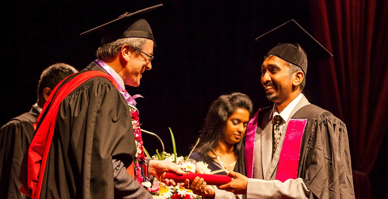 Graduation 2016 - Master of Divinity